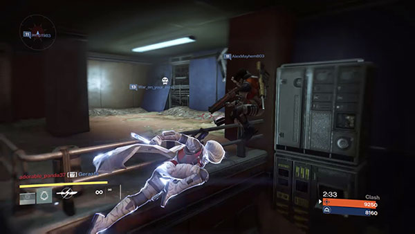 Gamasutra: Justin Pierce's Blog - Destiny and the Modern